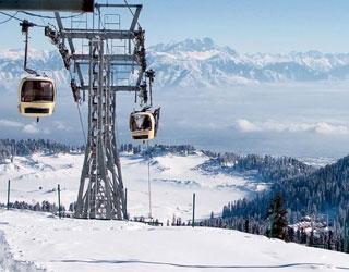 Jammu – Srinagar-Sonmarg-Pahalgam-Gulmarg Tour