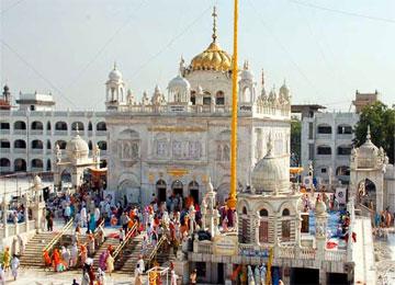 Sikh Pilgrim